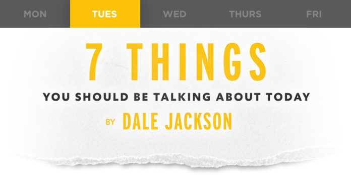 7 Things: Trump puts Americans first, Alabama state senator says vaccine shouldn't be mandatory, Huntsville City Schools use pens and paper to teach the children and more …