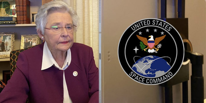 Ivey opens Alabama's pitch for Space Command headquarters