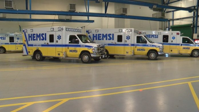 Huntsville Emergency Medical Services paramedics share their experience with the coronavirus