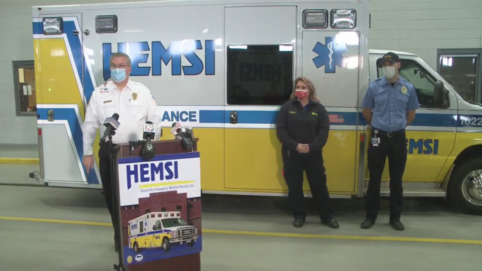 'This is not the flu.' HEMSI paramedics recount their COVID-19 experiences