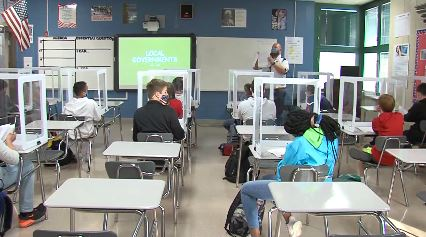 Huntsville City Schools student opens up about the impact of the cyber security attack