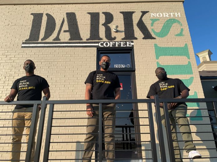 Black-owned coffee shop brings buzz to North Huntsville
