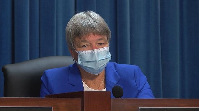 CEO of Huntsville's Crestwood Medical Center talks coronavirus vaccine, increase in hospitalizations
