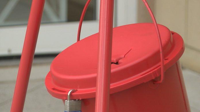 Huntsville Salvation Army kicks off
