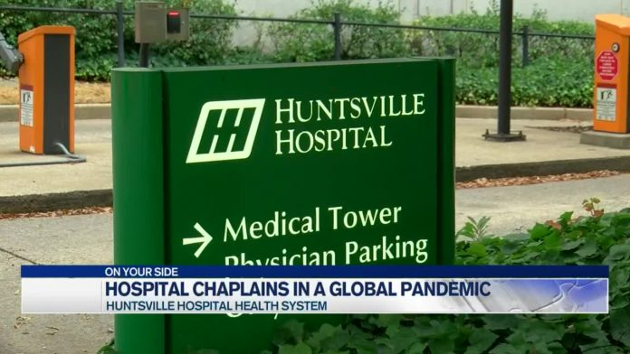 Huntsville Hospital chaplains working tirelessly throughout pandemic