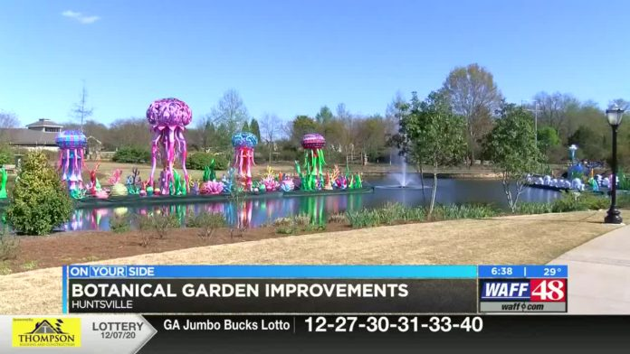 Huntsville Botanical Garden new addition announced
