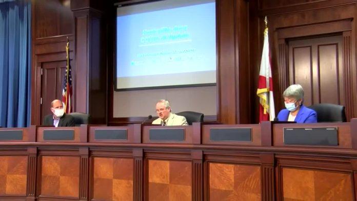 Huntsville officials discuss latest on COVID-19
