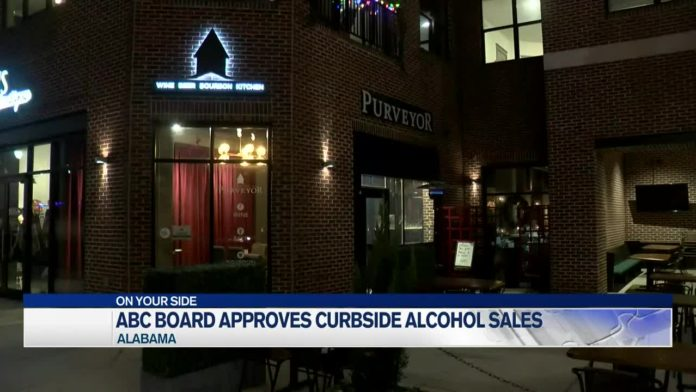 ABC approves curbside alcohol sales for restaurants; Huntsville business owners excited