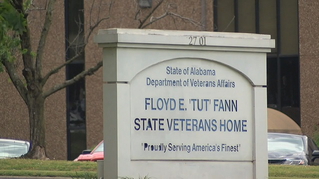 Coronavirus vaccinations start at Huntsville's 'Tut' Fann State Veterans Home on Thursday