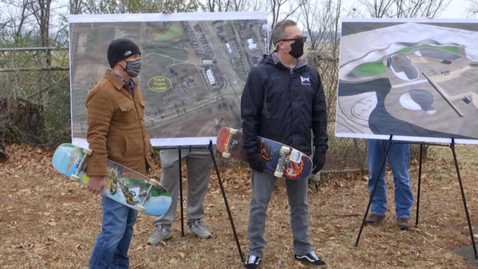 Anonymous donor gives $1 million to build new skatepark in Huntsville