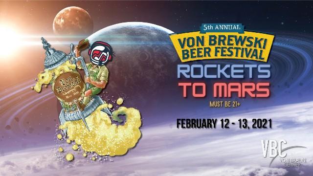 Von Brewski Beer Festival coming to Von Braun Center in Huntsville