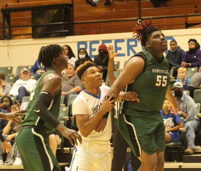 Huntsville muscles out a 79-67 win over Jacksonville