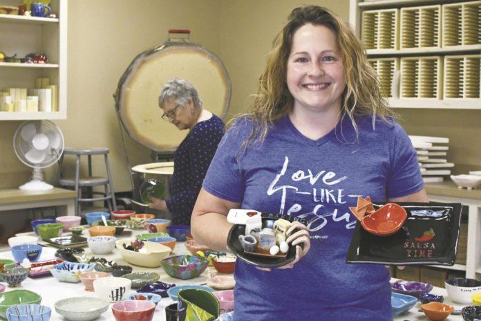 Wynne Home prepares for annual Empty Bowls fundraiser