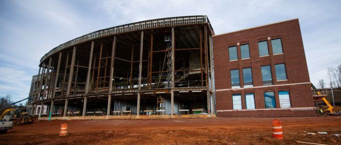 JSU's new business building should be completed by fall