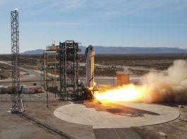 Blue Origin Mission Demonstrates Crew Capsule Upgrades