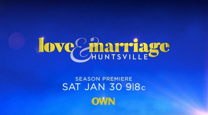 'Love & Marriage: Huntsville' | How to watch, live stream, TV channel, time
