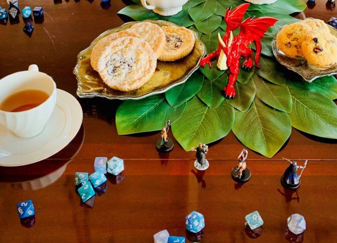 Dungeons, dragons and tea at new Huntsville café