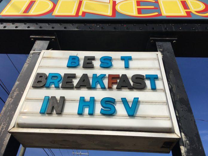 Beloved Huntsville breakfast diner closes permanently