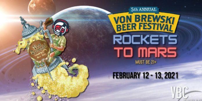 Von Braun Center presents 5th annual Von Brewski Beer Festival