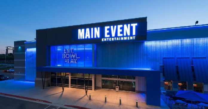 Main Event Entertainment to Open at Bridge Street Town Centre