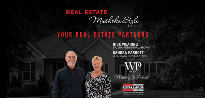 Connect with Rick and Sandra, your real estate partners | Sponsored