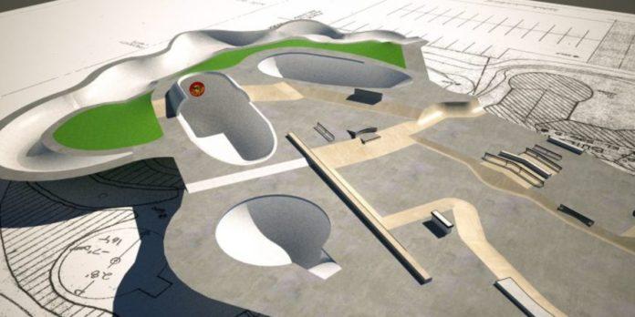 Plans for a new skatepark coming to Huntsville