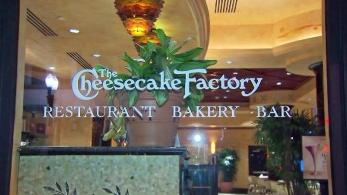 It's Official! The Cheesecake Factory is coming to Huntsville