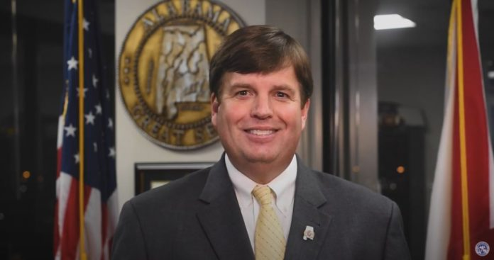 Chairman Dale Strong delivers state of Madison County address