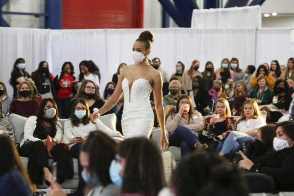 Bridal Extravaganza reopening brings renewed hope to couples, wedding industry