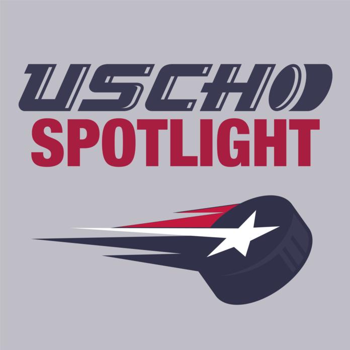 Alabama Huntsville's Lance West talks this year's Chargers, future growth of program: USCHO Spotlight college hockey podcast Season 3 Episode 6