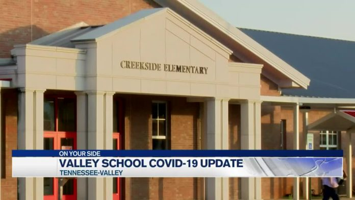Schools in the Tennessee Valley continue to navigate COVID-19