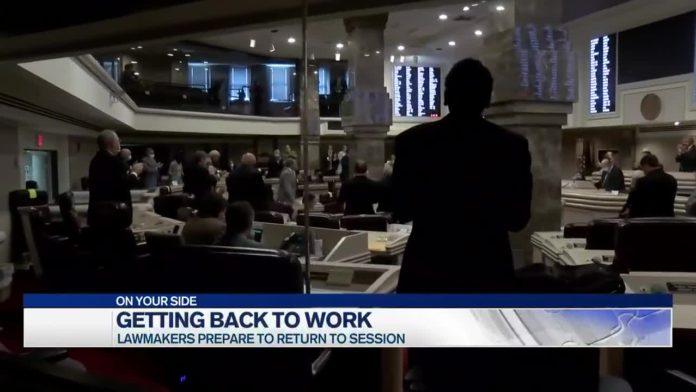Alabama lawmakers name three main bills for upcoming legislative session