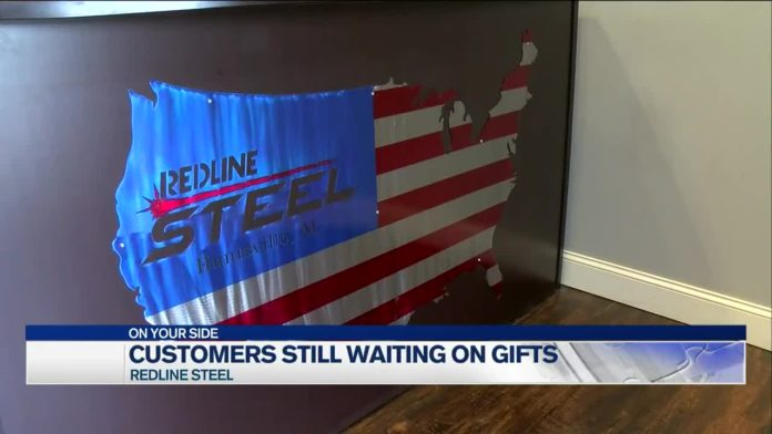 Customers still waiting for Christmas orders; company blames USPS for delays