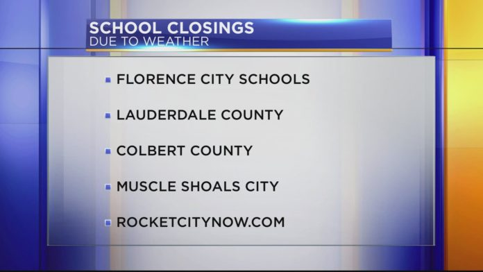 School and business closings and delays for Thursday February 18