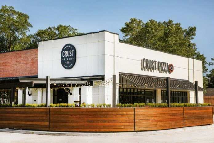 Crust Pizza Co. marks 10 years in business, plans 8 Texas and Louisiana launches in 2021