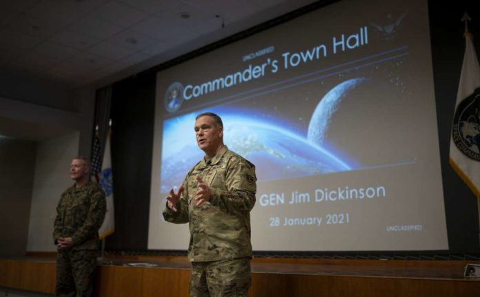 DOD to evaluate selection of Huntsville, Ala., for U.S. Space Command