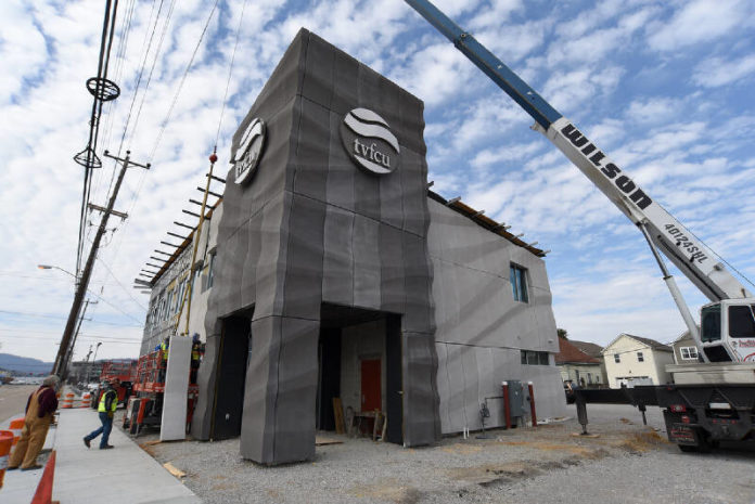 Chattanooga's Southside to be home to 'one of the first 3D-printed building facades in the world'