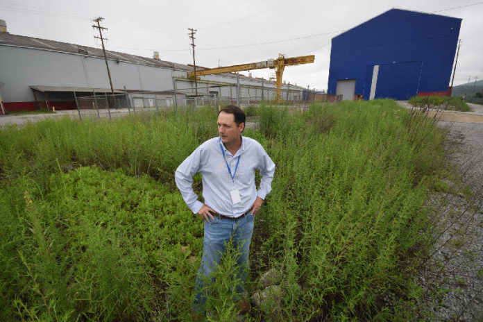 The Bend on Chattanooga's waterfront is prepping for new housing, manufacturing, offices