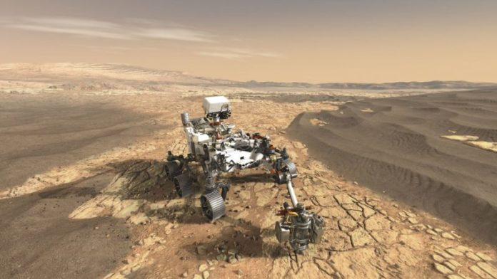 Alabaster surgeon has name attached to Mars Rover