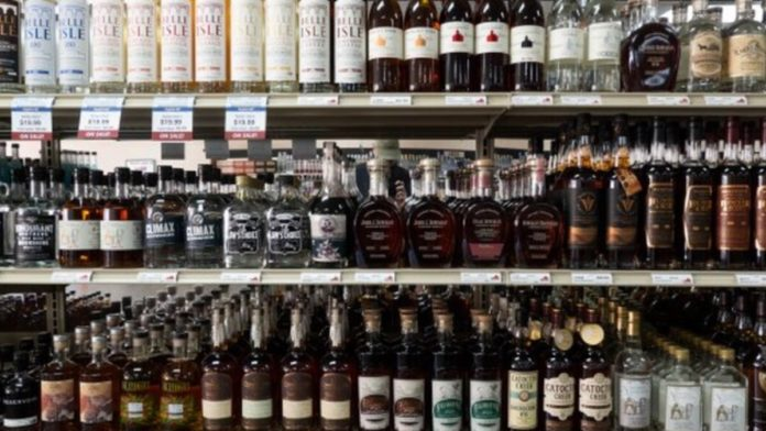 Wine store owner talks alcohol delivery bill as it moves through legislature