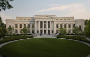 Design unveiled for new federal courthouse in Huntsville