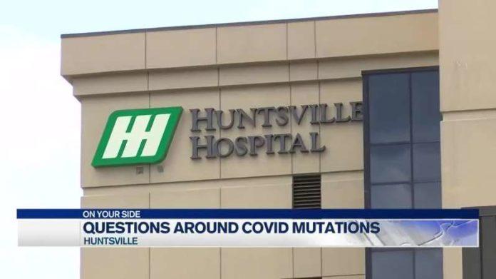 Huntsville doctor talks flu numbers and COVID-19 variant