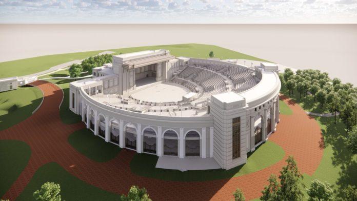 Huntsville Amphitheater drops new promo video, has dozens of concert dates held already for '22