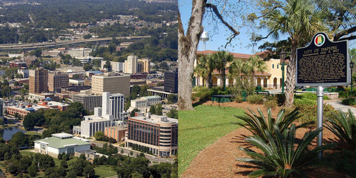 Huntsville, Daphne named among 'Best-Performing Cities' in America