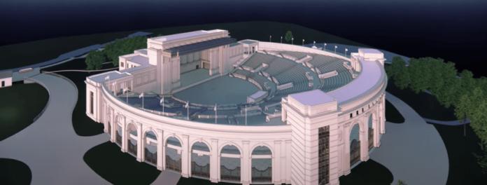 Construction Begins on 8,000-Seat Huntsville Amphitheater
