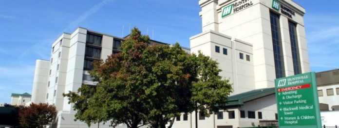 Huntsville Hospital CEO David Spillers Stepping Down