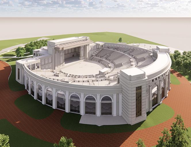 Huntsville Amphitheater set to open in 2022