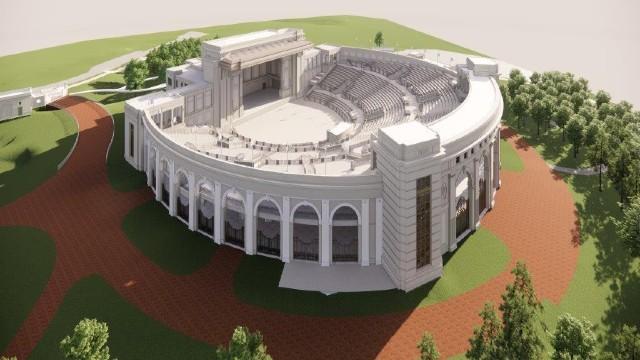Mumford & Son member part of team bringing 8,000-seat Huntsville Amphitheater to MidCity