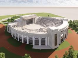 Coming Soon: Huntsville's New Amphitheater