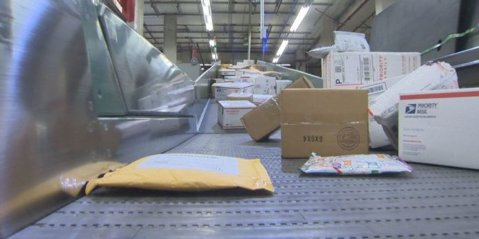 USPS temporarily suspends mail service to some north Alabama ZIP codes